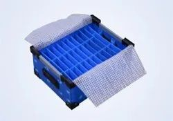 INDUSTRIAL HDPE FABRICATED CRATES