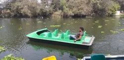 FRP Pedal Boat 6 seater
