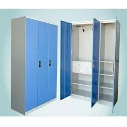 Metal Powder Coated Almirah, For Home, Size: Standard