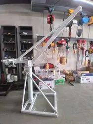 Monkey Crane For Construction Use