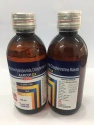 AARCOF-DX Cough Syrup, 100 ml