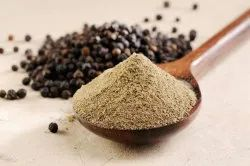 Pooja Naturals Spicy Black Pepper Powder, Packaging Type: Plastic Packet, Packaging Size: 300 gm