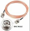RG316 Coaxial Cable with BNC Male to BCN Male Connectors