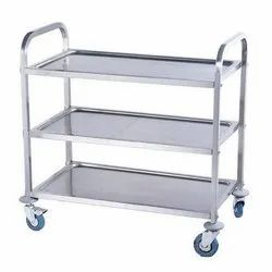 Chapati Collection Trolley
