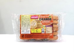 Eurobic 200g Orange Cookies