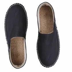 Black Espadrilles Shoes