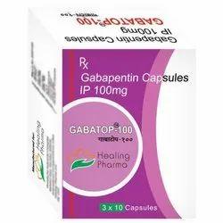 Gabatop 100 Mg Capsuls