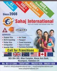 Student Visa Consultant