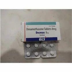 8 Mg Dexamethasone Tablet