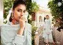 Noor By Rsf Georgette Embroidery Palazzo Style Salwar Kameez