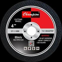 4 Cutting Wheel - Black 2 Net