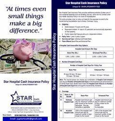 Star Hospital Cash, 65