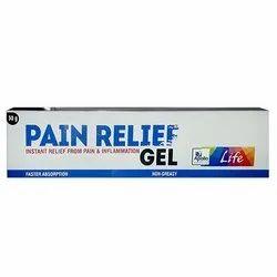 Pain Reliever Gel
