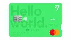 Transfer Wise Debit Mastercard