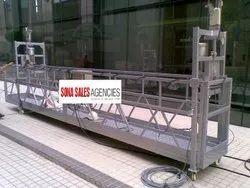 Sona Design Suspended Platform 100m