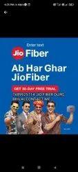 Jio Fiber Broadband Services