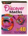Discover Maths 4b Text Book, English