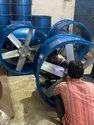 Pressure Smoke Protection Fan