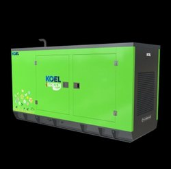 20 KVA Kirloskar Silent Diesel Generator Set