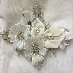 Luxury Hand Embroidery Belt