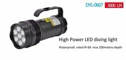 High Power Under Water  LED Diving Light - DYL 0607