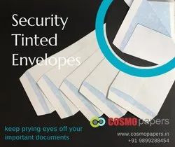 Office Type Security Tinted Envelopes