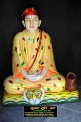 Jaipurcrafts Multicolor Marble Baba Dayal Statues, For Worship, Outdoor