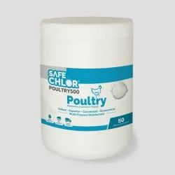 Poultry Water Disinfectant Tablets