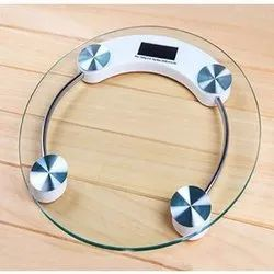 Personal Weighing Scale 8mm Glass 180 Kg