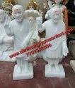 Marble Standing Sai Baba Statue