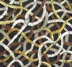 Designer Dress Material fabric