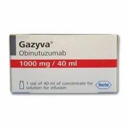 Gazyva (Obinutuzumab 1000mg)