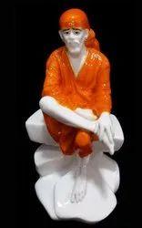 Polyresin Saibaba Statue sai no. 4.5