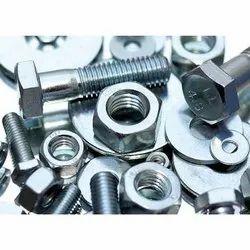 Titanium Gr 2 / Gr 5 Fasteners- Nut / Bolt / Washers