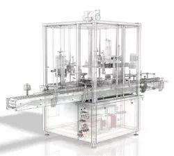 Liquid Food Filling Machine