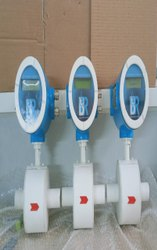 UPVC Water Flow Meters