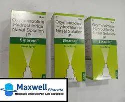 Oxymetazoline Nasal Drops