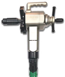SUBZERO Pneumatic Pipe Bevelling Machine TBM-10000P