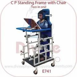 C P Standing Frame With Chair