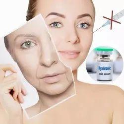 Anti-Aging Moist Skin Care Nourishing Nature Blood Activate, skin Peeling, Hyaluronic Acid Serum