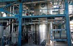 Edible Oil Refining Plant