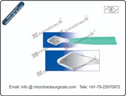 4.1mm Ophthalmic Micro Surgical Knife - Enlarger Keratome Knife