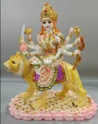 Polyresin Durga Mata Statue