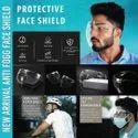 Face Shield Safety Goggles