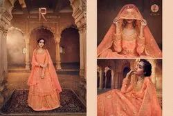 Aarkh Vol 3 By Leo Fashion Dola Jacquard Lehenga Style Suits Supplier