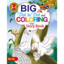 Big Dot To Dot And Colouring With Story Book 4 Different Books