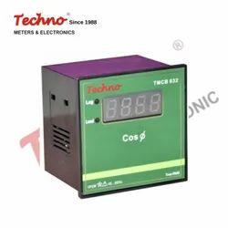 TECHNO Single Digital Power Factor Energy Meter, For Industrial, Model Name/Number: Tmcb 032