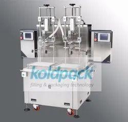 Agro Chemicals Filling Machine