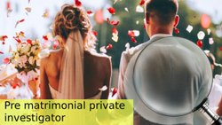 Good Personal Detective Pre Matrimonial Investigation Service, Pan India, Personnel