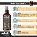 Asbah Black Seed Hair Oil